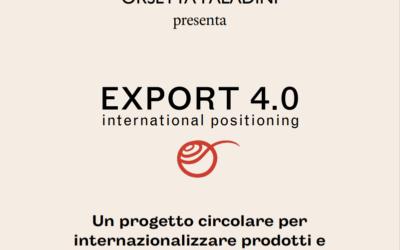 EXPORT 4.0          international positioning
